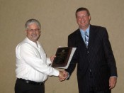 larry_receives_2005_presidents_award_from_pbsa
