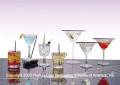 Traditional Martinis