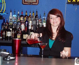 San Antonio Bartending Instructor Teresa